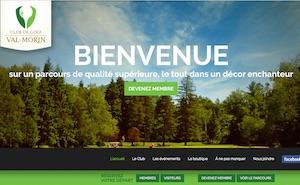 Club de Golf Val-Morin - Laurentides, Val-Morin