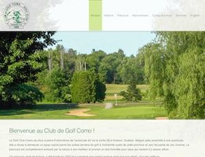 Como Club Golf - Montérégie, Hudson