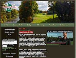 Club de golf de Drummondville - -Centre-du-Québec-, Drummondville