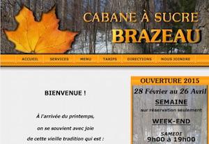 Cabane à Sucre Brazeau (Érablière) - Outaouais, Papineauville