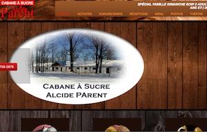 Cabane à Sucre Alcide Parent (Érablière) - Lanaudière, Saint-Ambroise-de-Kildare