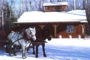 Cabane à Sucre Arthur Raymond (Érablière) - Laurentides, Piedmont