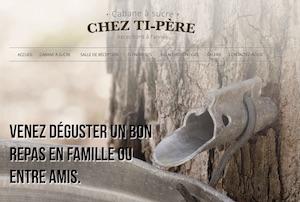 Cabane à Sucre Chez Ti-Père (Érablière) - -Centre-du-Québec-, Drummondville (Saint-Nicéphore)