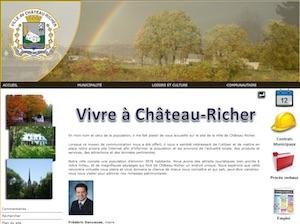 Municipalité de Château-Richer - Capitale-Nationale, Chateau-Richer