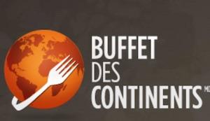 Le Buffet des Continents - Estrie / Canton de l'est, Sherbrooke