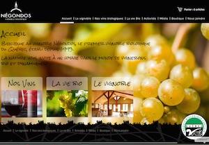 Vignoble des Négondos - Laurentides, Mirabel (Saint-Benoît)
