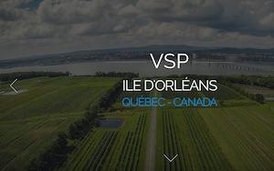 Vignoble Ste-Pétronille - Capitale-Nationale, Sainte-Pétronille-de-l'Île-d'Orléans