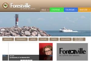 Ville de Forestville - Côte-Nord / Manicouagan, Forestville
