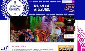 Mondial des Cultures de Drummondville - -Centre-du-Québec-, Drummondville