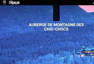 Réserve Faunique des Chic-Chocs (Sépaq) - Gaspésie, Mont-Saint-Pierre