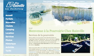 Pourvoirie Chalet Chez Rainville