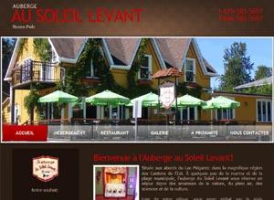 Auberge Au Soleil Levant - Estrie / Canton de l'est, Piopolis (M)