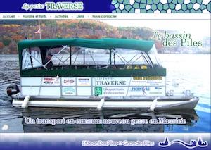La Petite Traverse - Mauricie, Shawinigan (Saint-Jean-des-Piles)
