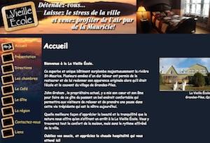Gîte B&B La Vieille École - Mauricie, Grandes-Piles
