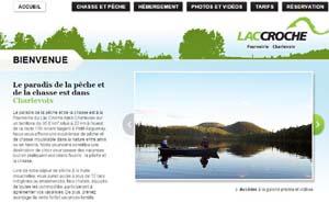 Pourvoirie du lac Croche inc. - Charlevoix, La  Malbaie