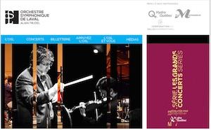 Orchestre symphonique de Laval - Laval, Laval