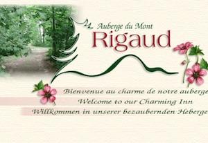 Auberge Du Mont Rigaud - Montérégie, Rigaud