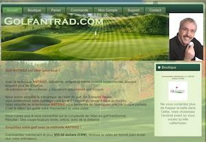 Golf Antrad - Montréal, Montréal