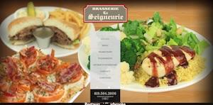 Brasserie La Seigneurie - Estrie / Canton de l'est, Sherbrooke