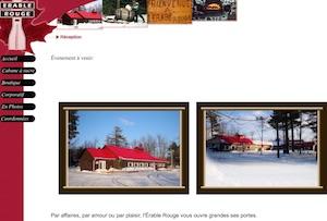Cabane A Sucre Érable Rouge (Érablière) - -Centre-du-Québec-, Saint-Valère