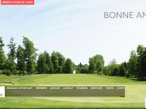 Club de Golf Saint-Césaire - Montérégie, Saint-Césaire