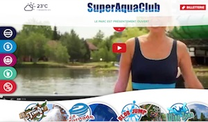 Super Aqua Club - Laurentides, Pointe-Calumet