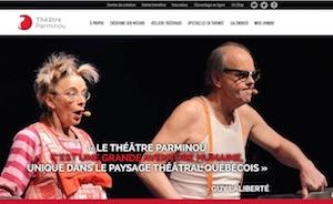 Théâtre Parminou - -Centre-du-Québec-, Victoriaville