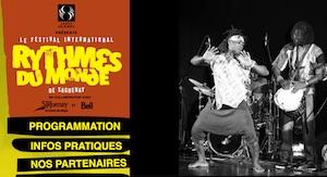 Festival international des Rythmes du Monde - Saguenay-Lac-Saint-Jean, Saguenay (Saguenay) (V) (Chicoutimi)