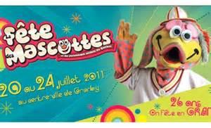 Fête des Mascottes et des Personnages Animés du Québec - Estrie / Canton de l'est, Granby
