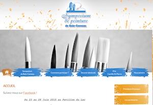Symposium de peinture de Baie-Comeau - Côte-Nord / Manicouagan, Baie-Comeau