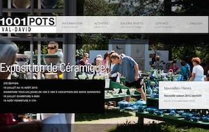 1001 pots - Laurentides, Val-David