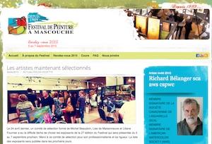 Festival de Peinture à Mascouche - Lanaudière, Mascouche