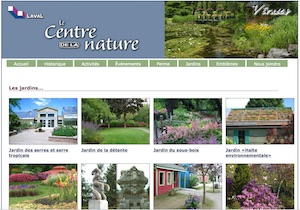 Centre de la nature (Jardin) - Laval, Laval