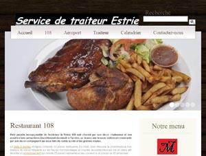 Restaurant 108 (Traiteur) - Estrie / Canton de l'est, Cookshire-Eaton