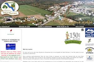 Municipalité de Saint-Romain - Estrie / Canton de l'est, Saint-Romain (M)