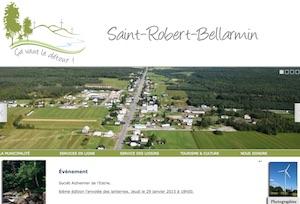 Municipalité de Saint-Robert Bellarmin - Estrie / Canton de l'est, Saint-Robert-Bellarmin (M)