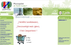Municipalité de Saint-Ludger - Estrie / Canton de l'est, Saint-Ludger (M)