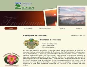 Municipalité de Frontenac - Estrie / Canton de l'est, Frontenac (M)