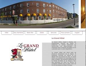 Le Grand Hôtel - Côte-Nord / Manicouagan, Baie-Comeau