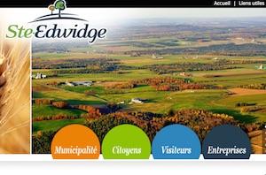Municipalité de Sainte-Edwidge-de-Clifton - Estrie / Canton de l'est, Sainte-Edwidge-de-Clifton