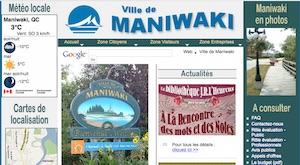 Ville de Maniwaki - Outaouais, Maniwaki