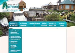 Municipalité d'Aumond - Outaouais, Aumond