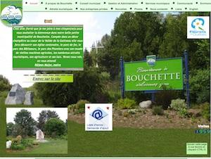 Municipalité de Bouchette - Outaouais, Bouchette