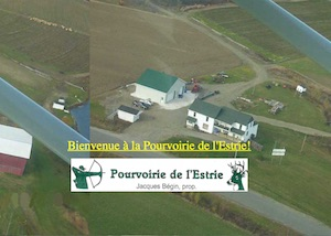 Pourvoirie de l'Estrie - Estrie / Canton de l'est, Municipalité Dixville