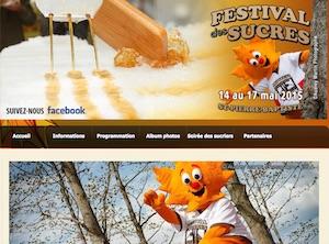 Festival des Sucres - -Centre-du-Québec-, Saint-Pierre-Baptiste