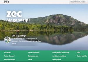 Zec Maganasipi - Abitibi-Témiscamingue, Témiscaming (V)