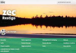 Zec Restigo - Abitibi-Témiscamingue, Témiscaming (V)