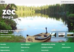 Zec Borgia - Saguenay-Lac-Saint-Jean, Alma (Lac-St-Jean)