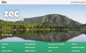Zec D'Iberville - Côte-Nord / Manicouagan, Longue-Rive