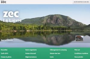 Zec de la Lièvre - Saguenay-Lac-Saint-Jean, Roberval (Lac-St-Jean)